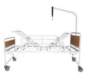 Кровать 3-х секционная