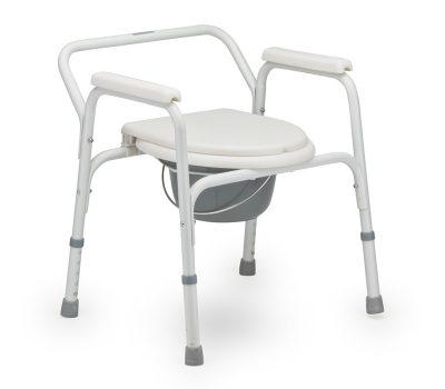 Кресла-стулья (туалеты) с санитарным оснащением: их виды и такая ли это нужная вещь?