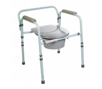 Стул-туалет для инвалидов и пожилых людей